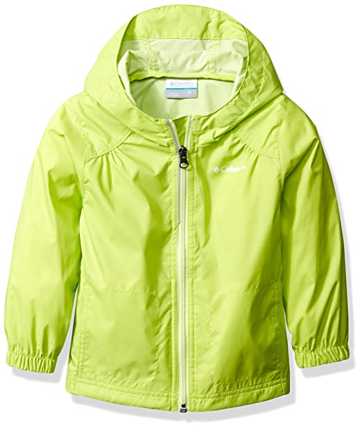fa3eabec4 Columbia Toddler Girls' Switchback Rain Jacket, Spring Yellow, 4T:  Amazon.ca: Clothing & Accessories