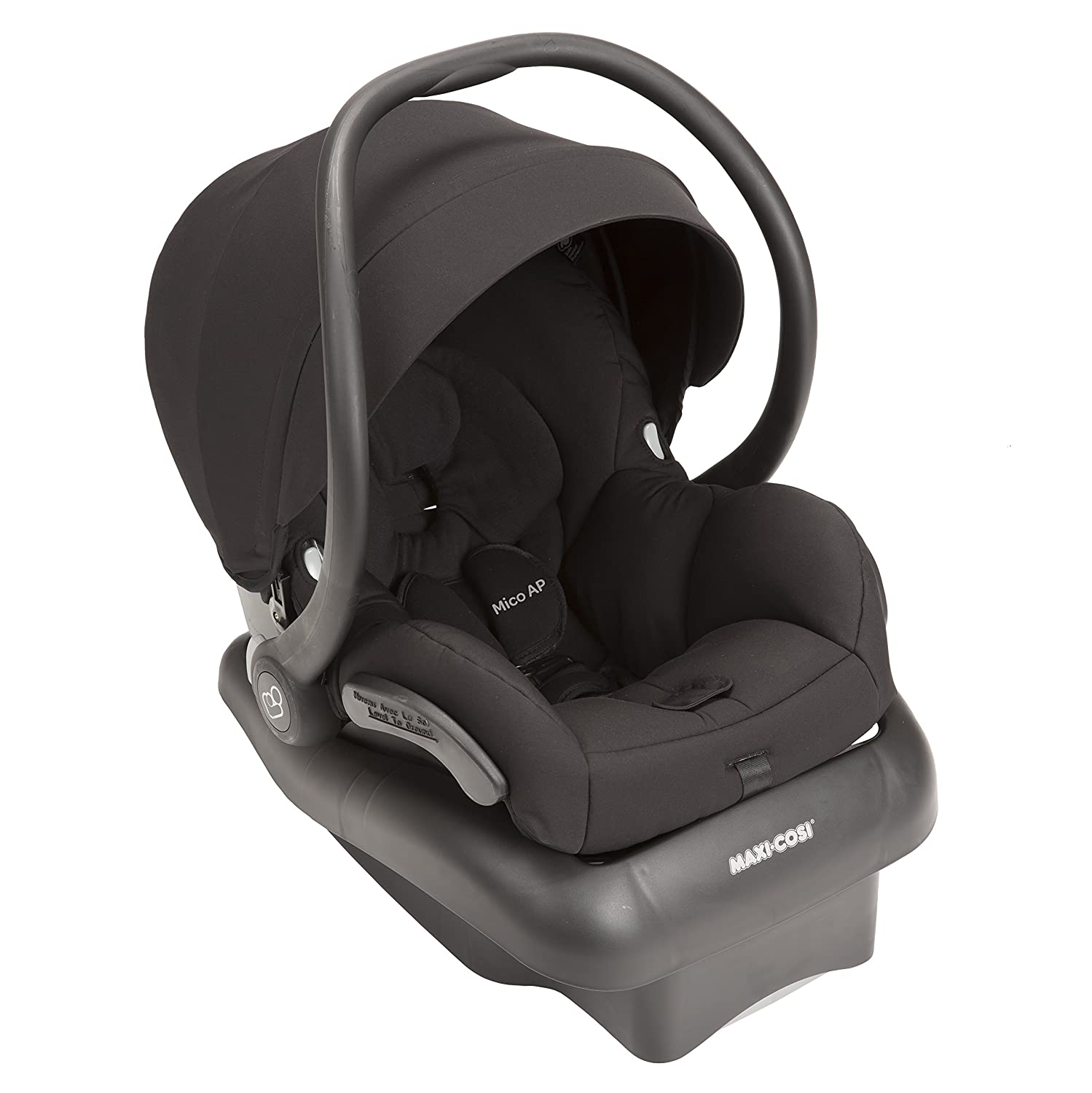 Amazon.com : Maxi-Cosi Mico AP Infant Car Seat, Devoted Black : Baby