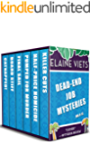 The Dead-End Job Mysteries: Volume 8-13 (Dead-End Job Mystery)