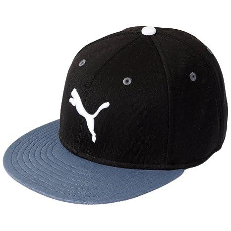 PUMA Kappe Basic Strechfit Cap - Gorra para Mujer, Color Negro ...