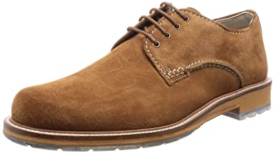 ba9279d19 Clarks Men s Arton Walk Derby Brown Size  10.5  Amazon.co.uk  Shoes ...