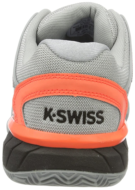 K-Swiss Performance Herren Hypercourt Express Hb Tennisschuhe Highrise schwarz schwarz schwarz Neon Blaze B01MRSSHYI  e0da47