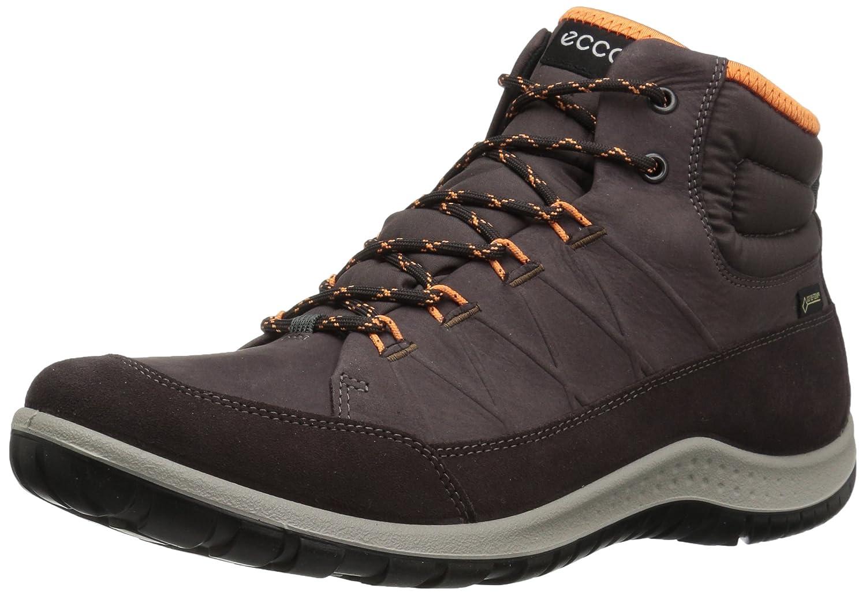 ECCO Women's Aspina High Gore-Tex Hiking Shoe B01M8MU0GX 42 EU / 11-11.5 US|Shale/Shale