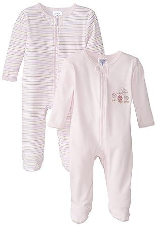 8da11b320 Amazon.com  Spasilk 2 Pack Sleeper  Clothing