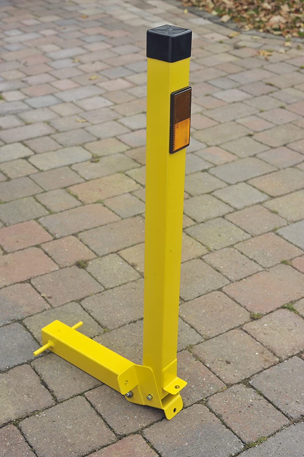Parking Post by Avonstar Classics Padlock with Concrete Mount
