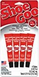 Shoe Goo 5510110 Mini Adhesive (4 Pack), 0.18 fl. oz.