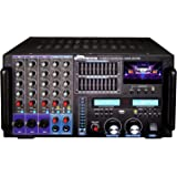 IDOLpro IP-6000 II 8000W Professional Karaoke Mixing Amplifier
