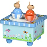 Trousselier Musical Dancing Winnie The Pooh and Tiger Figure