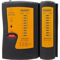 JAKEMY JM-468AL RJ45 RJ11 Network Cable Tester Networking Tool