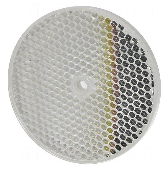 Espejo circular estandard para fotocelula polarizada de seguridad de puerta automatica de garaje: Amazon.es: Bricolaje y herramientas