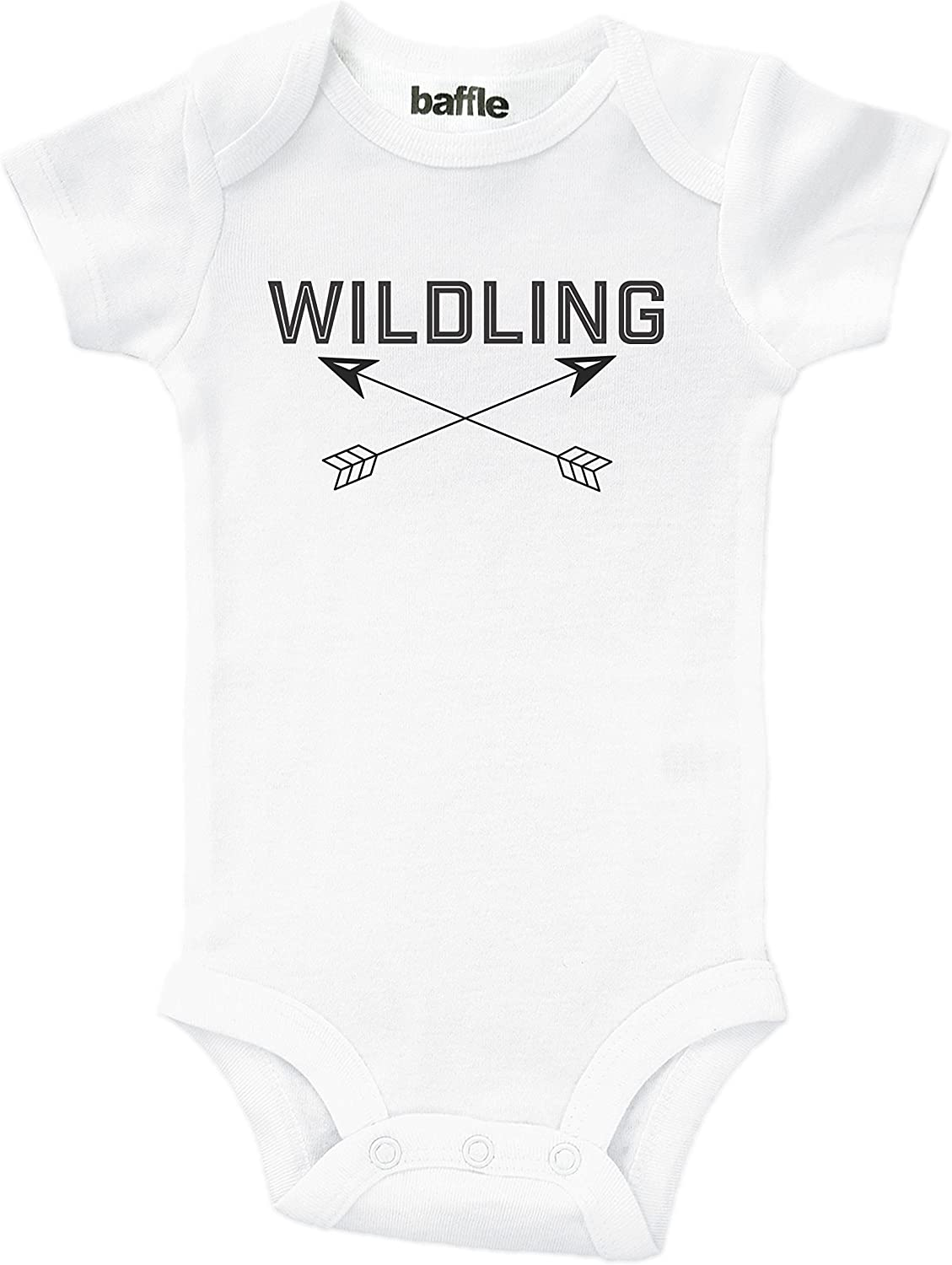 Baffle Wildling Game of Thrones Baby Outfit