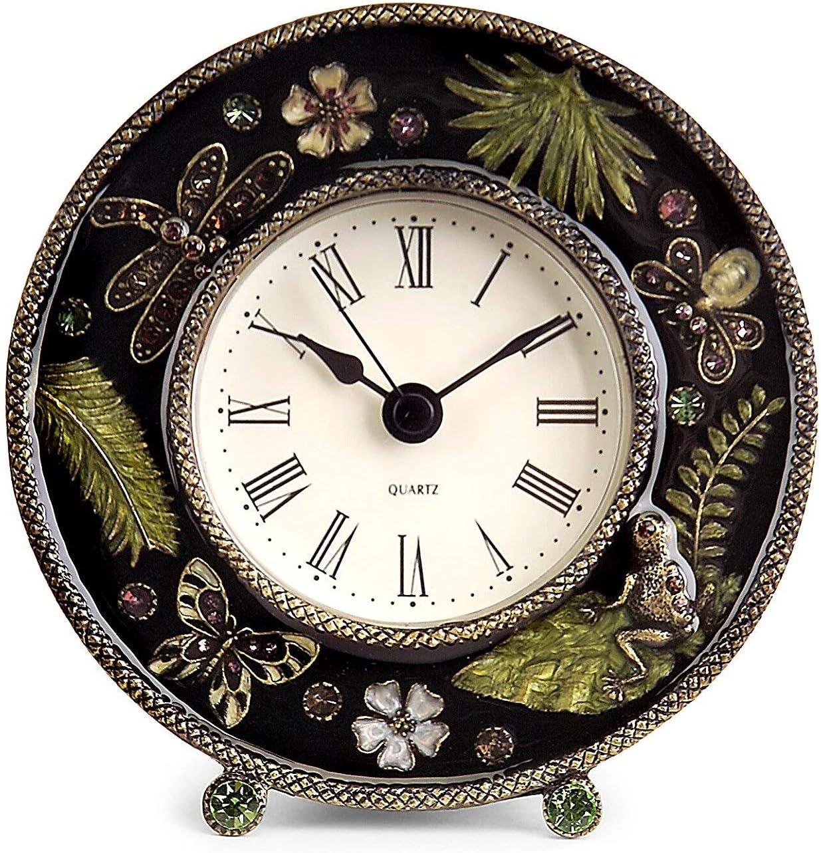 Reloj LWF Taiwán Decoración de Escritorio para el hogar Mesa de ...
