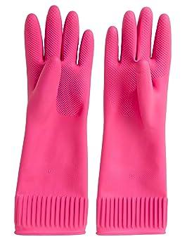 Mamison Reusable Household Dishwashing Gloves