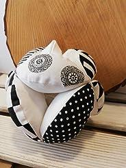 Monochrome puzzle ball, Montessori baby toy