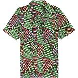 6cfb2f683bf Candow Look Men s Beachwear Holiday Casual Hawaiian Donut Print ...
