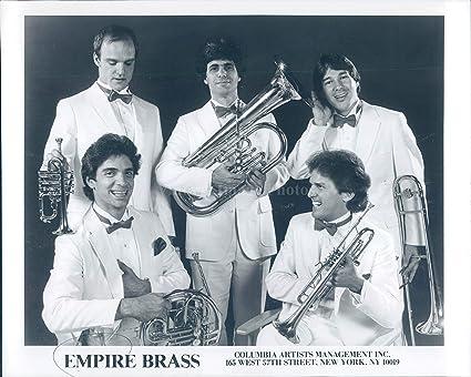 Amazon com: Vintage Photos Photo Empire Brass Musicians Columbia