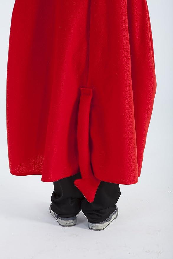 Rubies S5206 - Capa Diablo con Tridente Hinchable, talla única ...