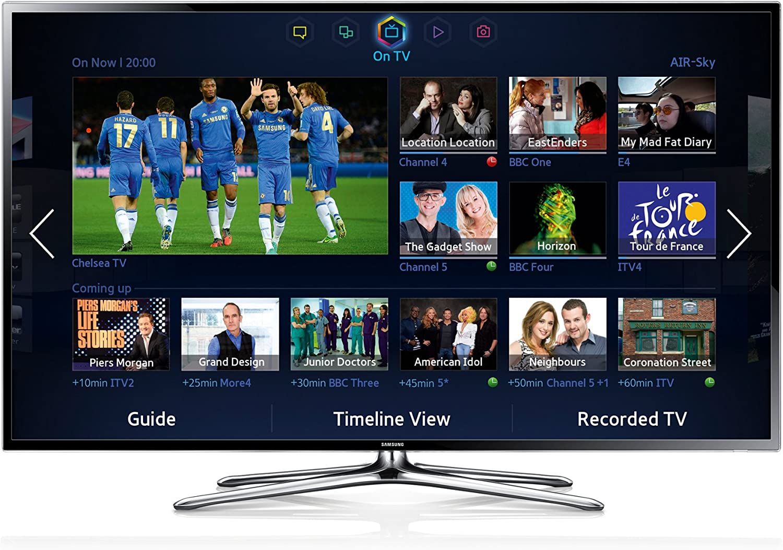 SAMSUNG Ue32f6400 32 Pulgadas LCD 1080 píxeles 200 hz 3D TV: Amazon.es: Electrónica