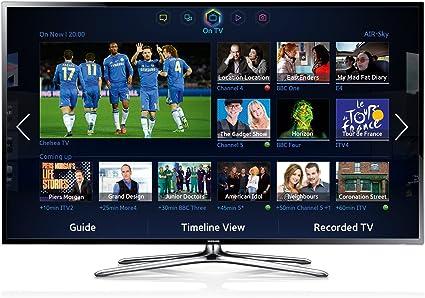SAMSUNG Ue32f6400 32 Pulgadas LCD 1080 píxeles 200 hz 3D TV ...