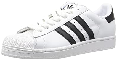 adidas Originals Superstar II G17068, Unisex-Erwachsene Low-Top Sneaker,  Weiß ( 1e669f49bc