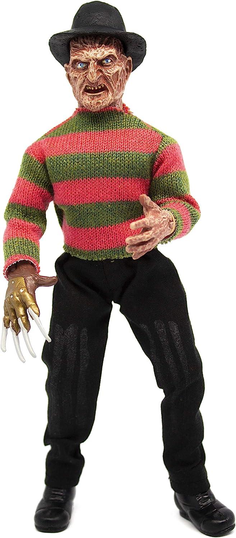 "2020 Mego Legend Horror Nightmare on Elm Street FREDDY KRUEGER 8/"" Figure MOC"