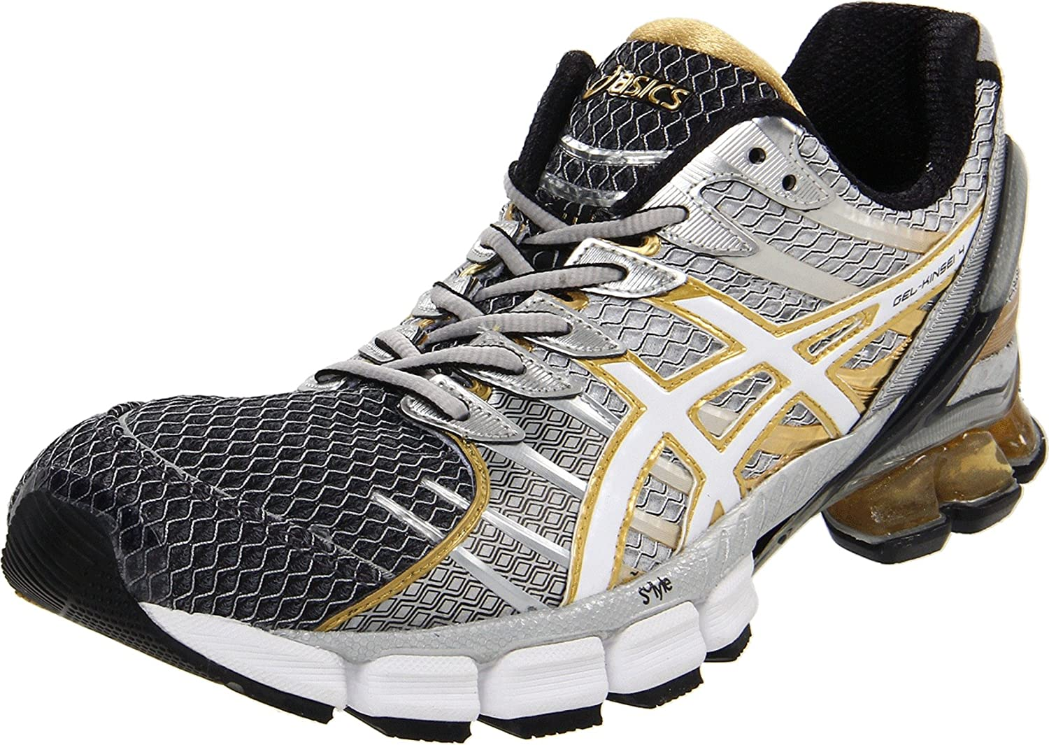 cheap for discount 0d9d2 dfcd3 ASICS Men's Kinsei 4 Running Shoe