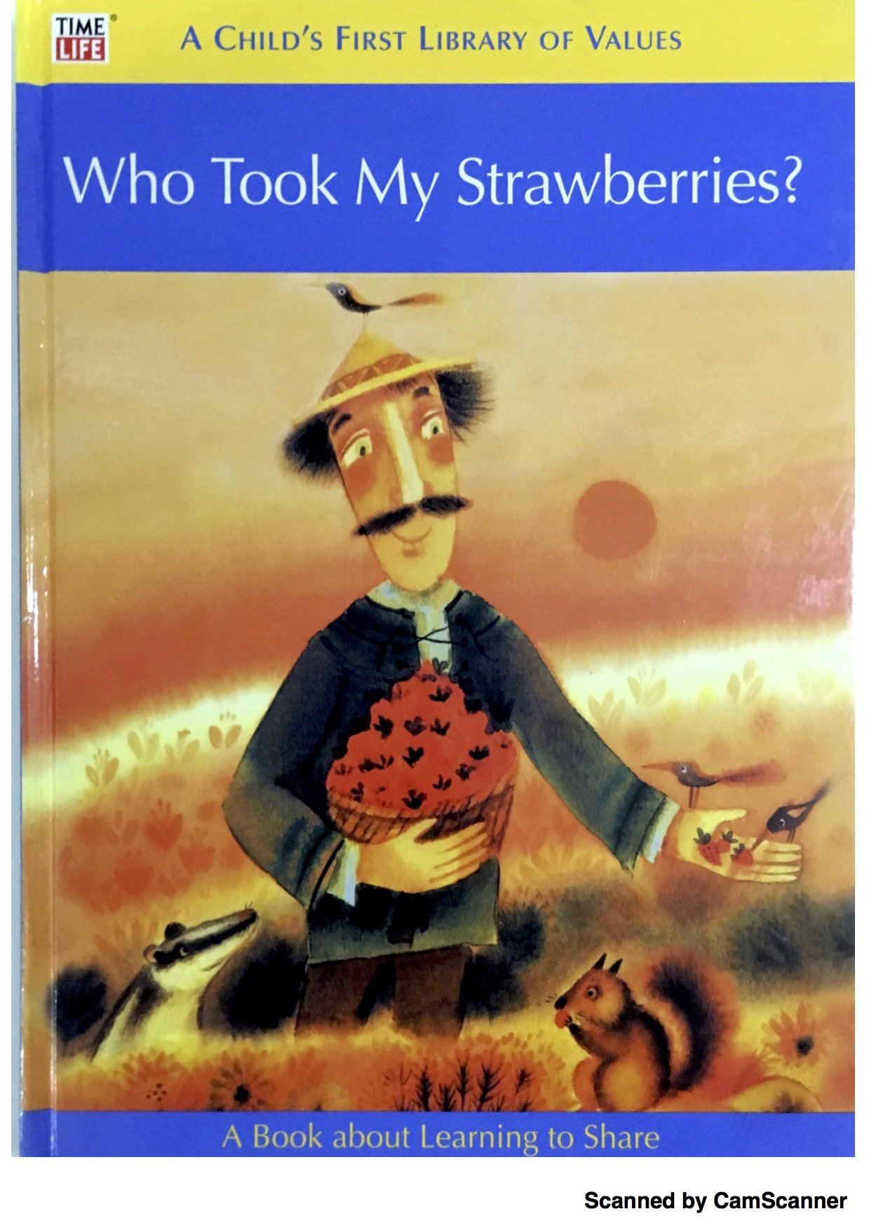 Who Took My Strawberries (A Child\'s First Library of Values: A Book ...