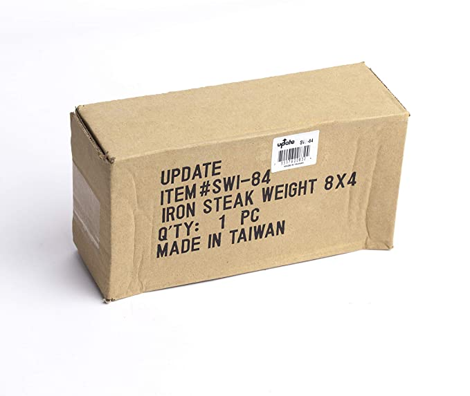 Amazon.com: Pesas hierro fundido y calidad industrial de 8 ...