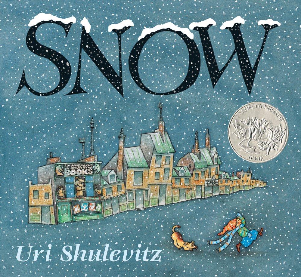 Snow Uri Shulevitz product image
