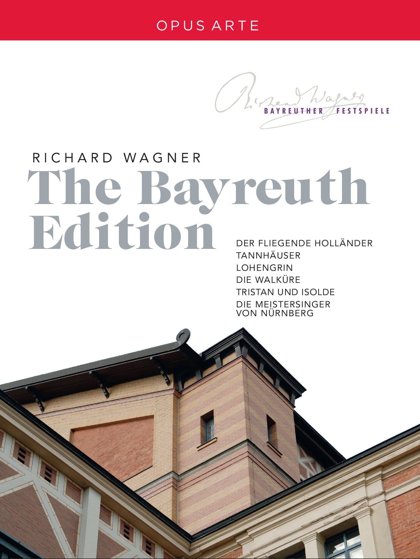 Wagner: The Bayreuth Edition [Box Set] [Blu-ray]