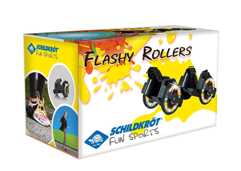 Schildkröt Fun Sports Flashy Appareil de Glissse Mixte Enfant, Noir, Taille  Unique: Amazon.fr: Sports et Loisirs