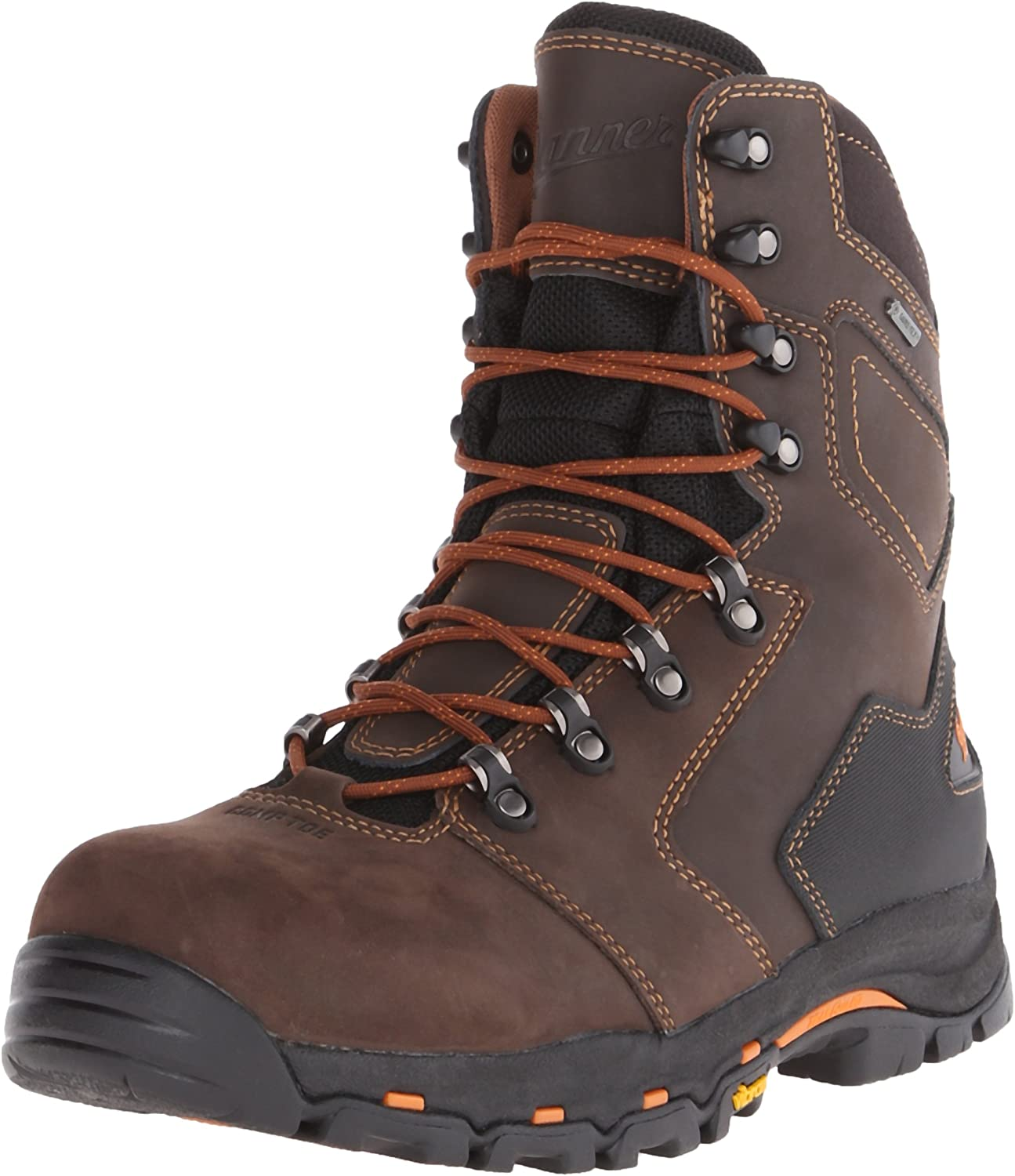 Vicious 8 Inch NMT Work Boot