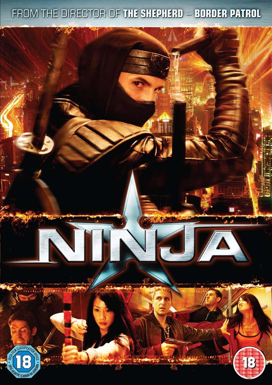 Amazon.com: Ninja [DVD]: Movies & TV
