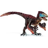 Schleich Figura Dinosaurio Utahraptor, Color Rojo