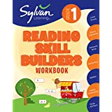 1st Grade Reading Skill Builders Workbook: Letters and Sounds, Short and Long Vowels, Compound Words, Contractions, Syllables