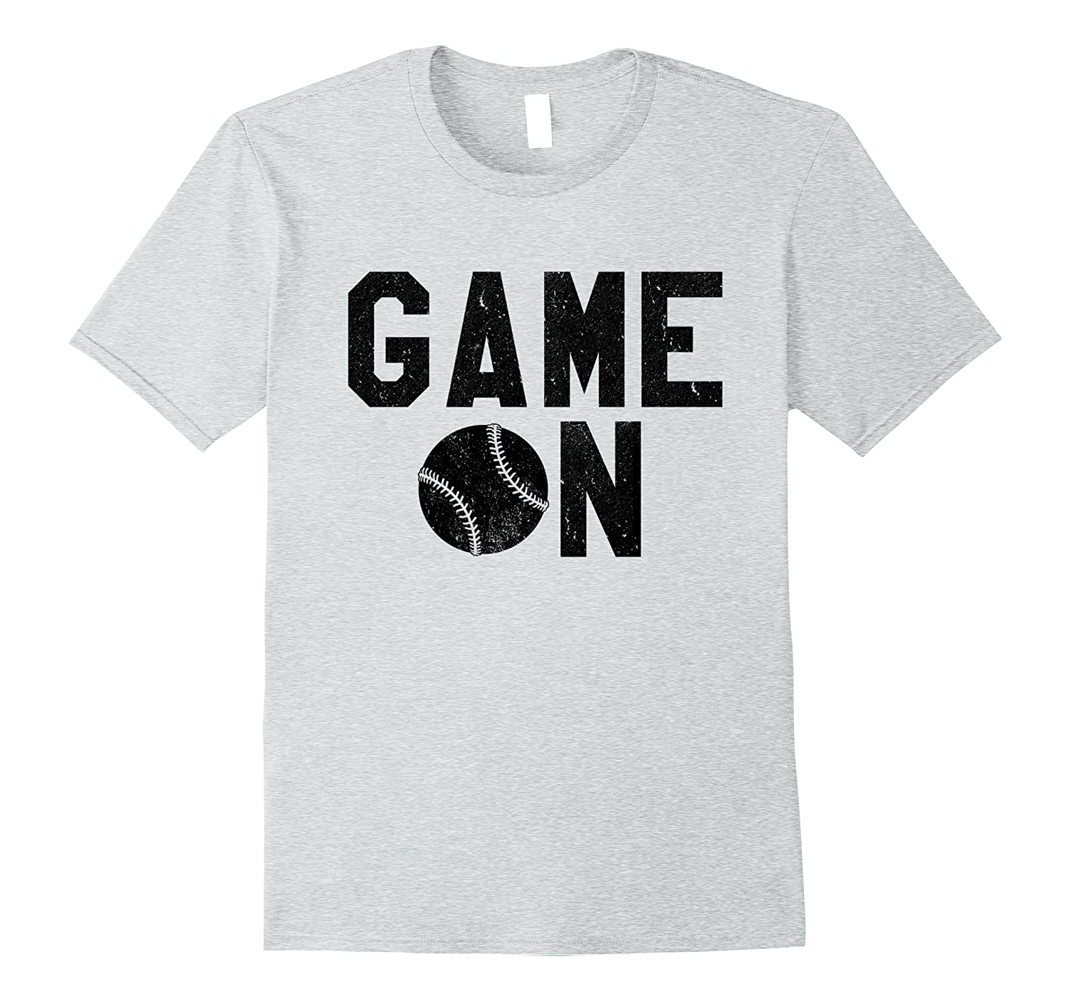Softball T-Shirt – Game On Softball Apparel Shirt-ANZ