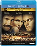 Gangs Of New York [Blu-ray + Digital]