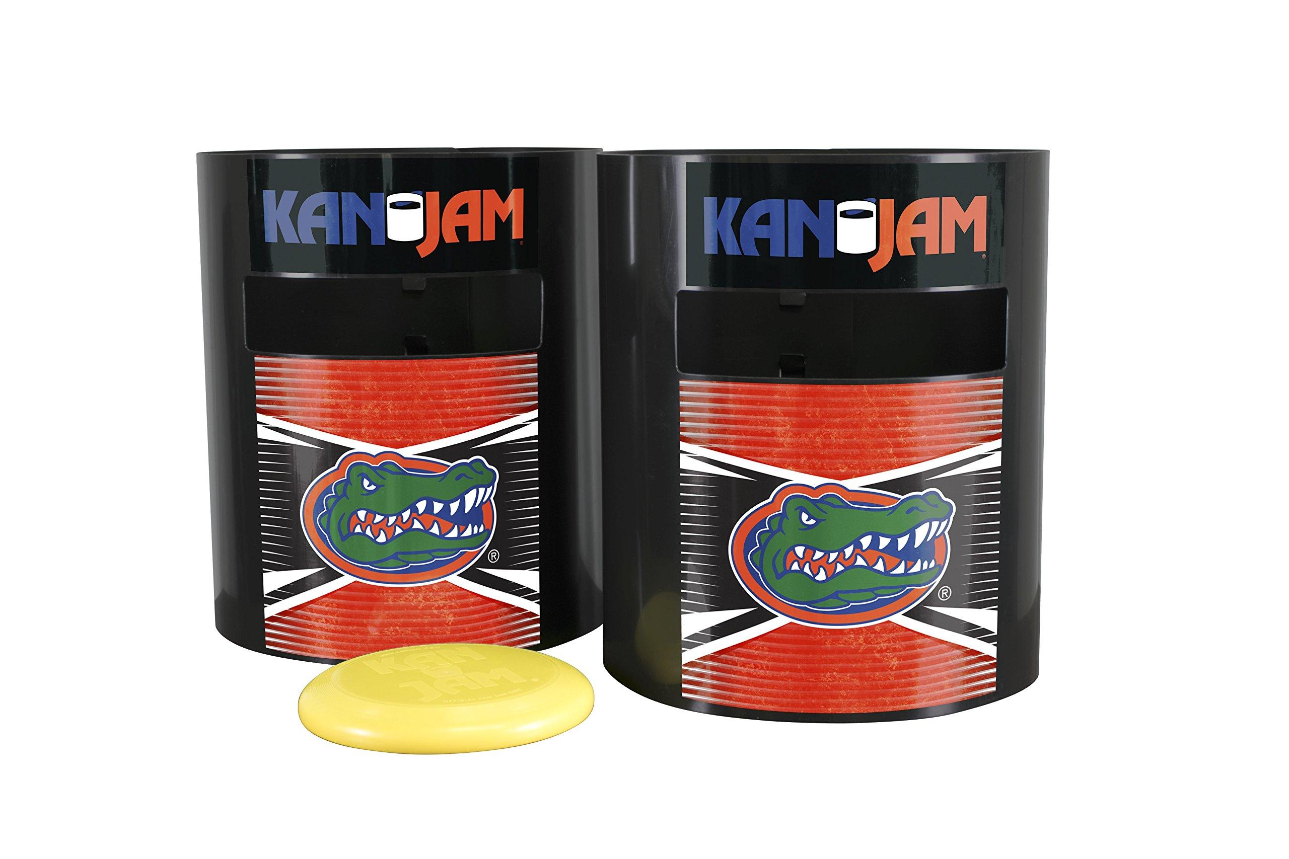 Kan Jam NCAA Florida Gators Disc Gameflorida Gators Disc Game, Team Color, 11.875'' x 20'' x 9''