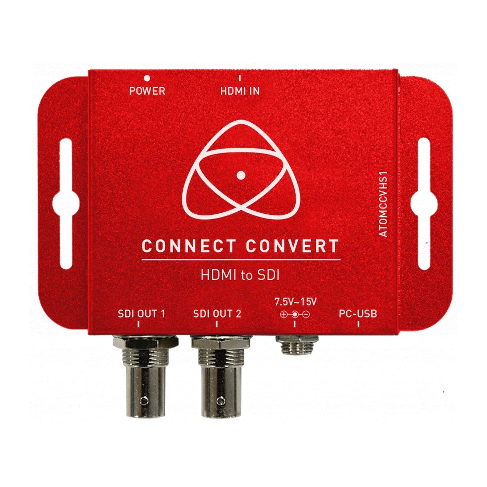 Atomos Connect Convert, HDMI to SDI Converter