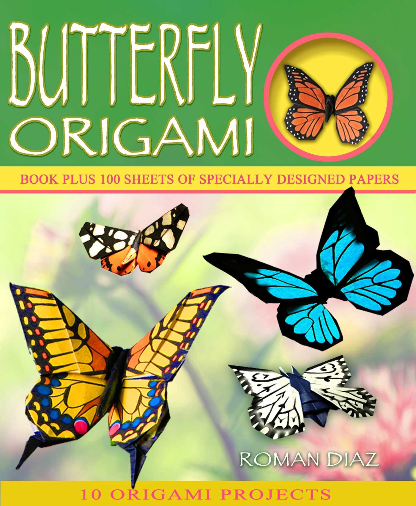 Butterfly Origami (Origami Books)