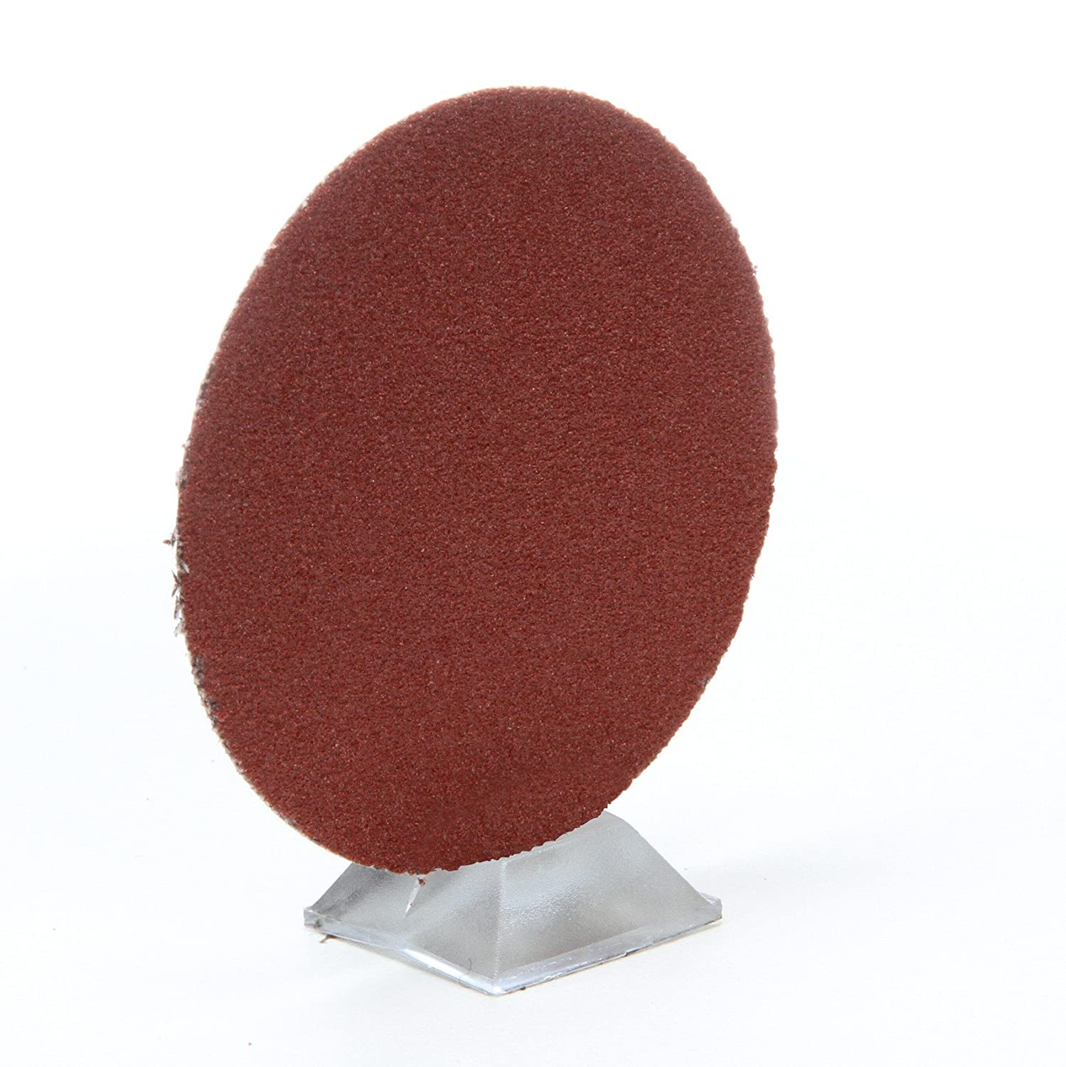 Ceramic Grain 36 Grit 3M Roloc Disc 963G TR Pack of 50 1-1//2 Diameter YN Weight Polyester Cloth Wet//Dry