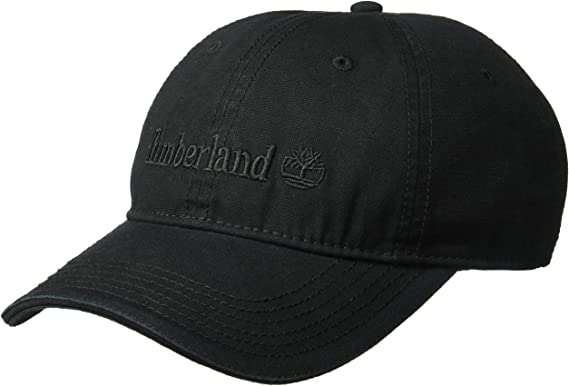 Timberland Gorra Cotton Canvas Liner Negro: Amazon.es: Ropa y ...