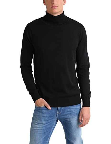 wholesale dealer a21b7 4559d James Tyler Herren Rollkragenpullover