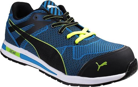 Puma 643060.43 Blaze Knit Chaussures de sécurité Low S1P HRO SRC Taille 43