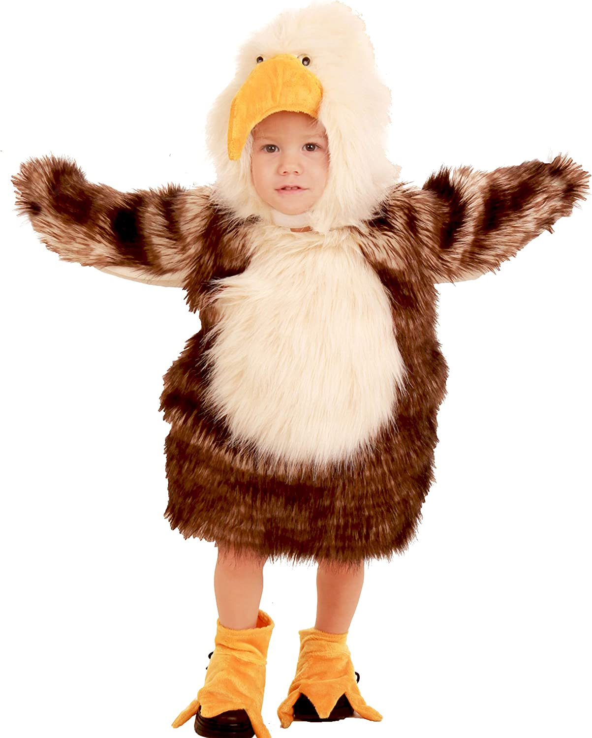 Brand New Swaddle Wings American Bald Eagle Infant Costume