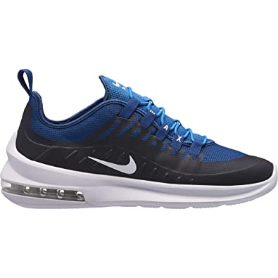 556d272d29713 NIKE Men's Air Max Axis Shoes (12, Blue/White)