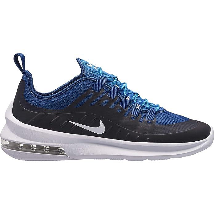 pretty nice b2ad0 db1bf Nike Air Max Axis, Chaussures de Running Compétition Homme, Multicolore (Gym  White Blue Nebula Dark Obsidian 400), 44 EU  Amazon.fr  Chaussures et Sacs