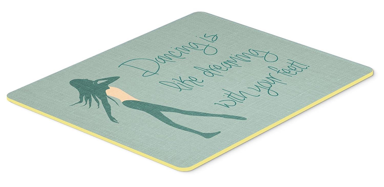 Caroline 's Treasures Dancing Is Like Dreaming # 2キッチンやバスマット24 x 36、24hx36 W、マルチカラー   B01MYFJKUM
