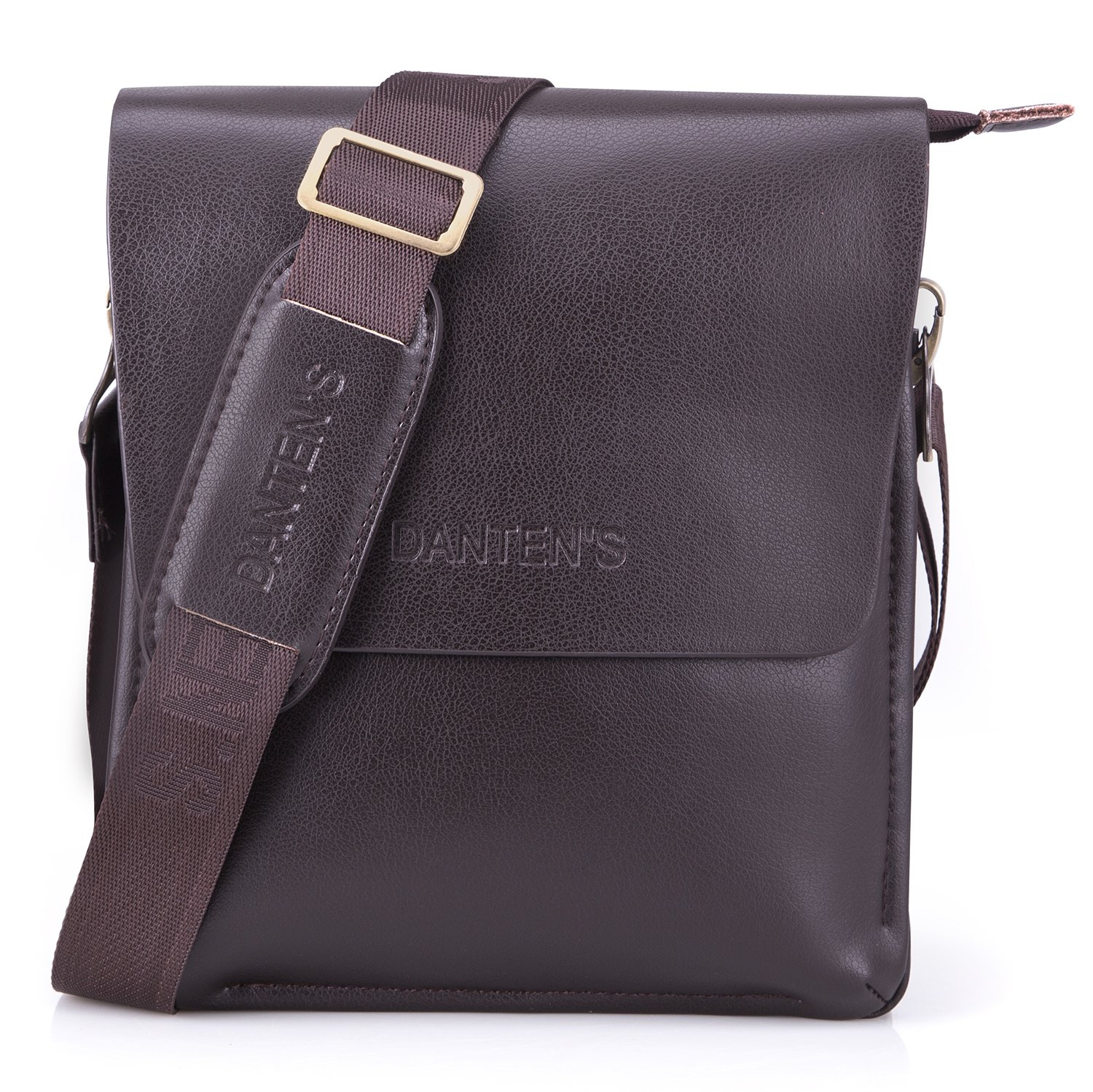 80%OFF Bienna Men Bags Crossbody Shoulder Bag Brown Genuine Leather  Business Messenger Bag for b33d7290586