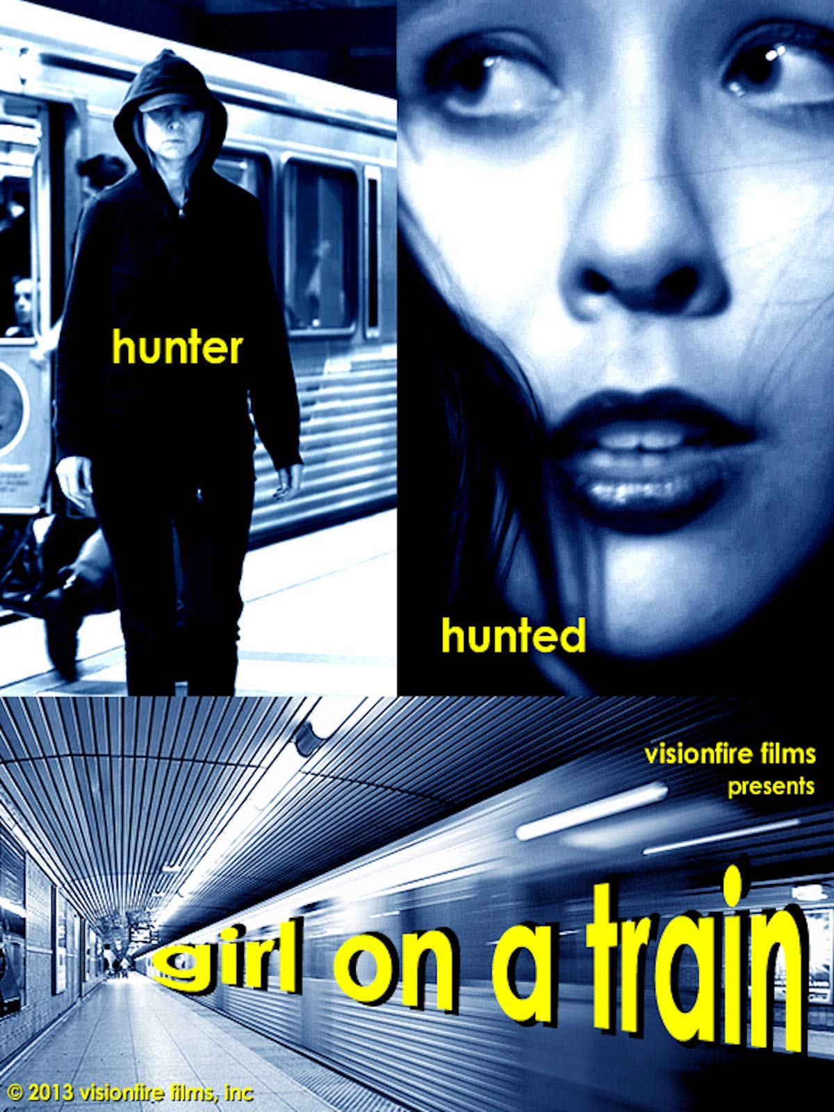 Girl On A Train on Amazon Prime Video UK